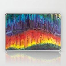 Rainbow Crescendo Laptop & iPad Skin