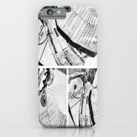 iPhone & iPod Case featuring World Traveler by ALWYSGLDN