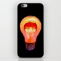 LET THERE BE LIGHT - 082 iPhone & iPod Skin
