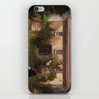 The Girl Who Waited iPhone & iPod Skin