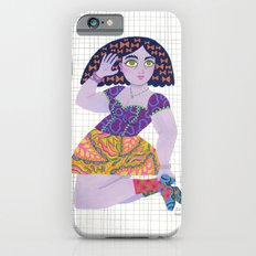 Bow Girl iPhone 6s Slim Case
