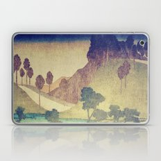 A Valley in the Evening Laptop & iPad Skin
