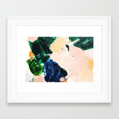 Palette No. Thirty Framed Art Print