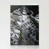 Villa Lante Water Chain Stationery Cards
