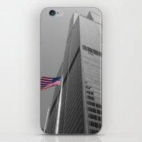 Sears Tower iPhone & iPod Skin