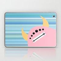 Pink Monster Laptop & iPad Skin