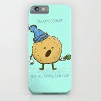 The Sleepy Cookie iPhone 6 Slim Case