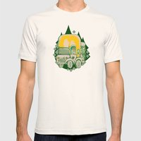 Tha Expedition Mens Fitted Tee Natural SMALL