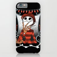 Nightmare King iPhone 6 Slim Case