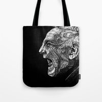 Homeless Man4 Tote Bag