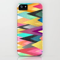 iPhone Cases featuring Dreamy Peaks by Elisabeth Fredriksson