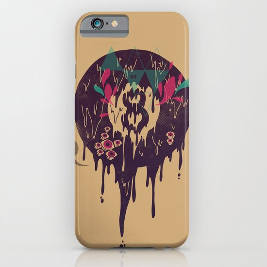 Bad Omen iPhone & iPod Case