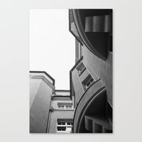 House. Canvas Print