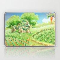Carotte deluxe, concept art Laptop & iPad Skin