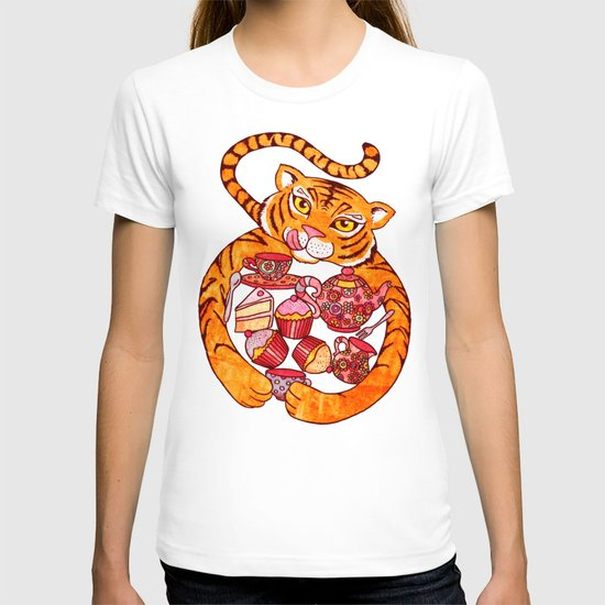 Tiger's Tea T-shirt