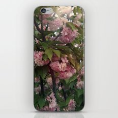 holga flowers. iPhone & iPod Skin