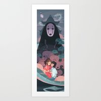 Return of the Spirit Art Print