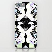 Graphic Zebra  iPhone 6 Slim Case