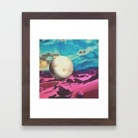 Retah Framed Art Print