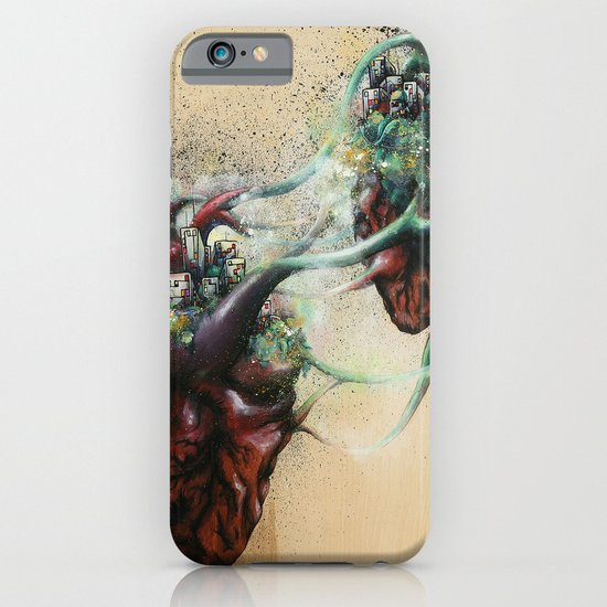 Arrested Vascular Fusion of Two Entities in Need  iPhone & iPod Case