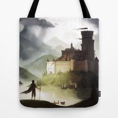 Lakeside Tote Bag