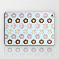 Doughnut Polka Laptop & iPad Skin