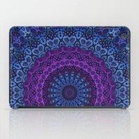 Twilight Mandala iPad Case