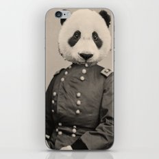 Panda Supremacist iPhone & iPod Skin