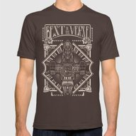Best In The 'Verse Mens Fitted Tee Brown SMALL