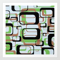 Patternation Art Print