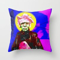 Return To The Past Thru … Throw Pillow
