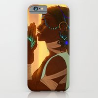 iPhone & iPod Case featuring Soothsayer by Dumonchelle Draws