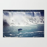 The Niagara Canvas Print