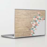 pastel Laptop & iPad Skins featuring Archiwoo by Marta Li