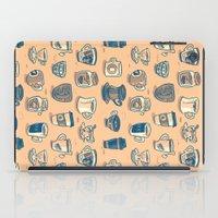 Coffee & Tea iPad Case