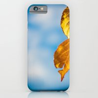iPhone & iPod Case featuring Catchy Autumn by Fake Truth