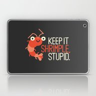 The Prawn Principle Laptop & iPad Skin