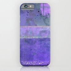 Lanscape ~ Purple iPhone 6 Slim Case