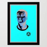 Theo Walcott - IBWM - Th… Art Print