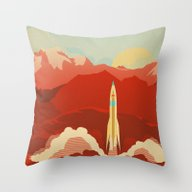 The Uncharted Throw Pillow