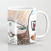 Milk & Cookies Bhoomie Mug