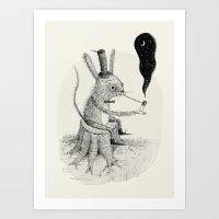 'Keep Dreaming' Art Print