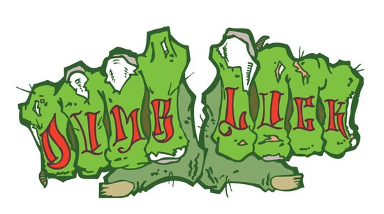 Zombie Fists Art Print