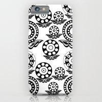 iPhone & iPod Case featuring Circular Flower by Melanie Schumacher