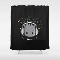 i Am Shower Curtain