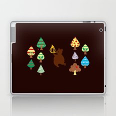 The Band In the Woods 3 Laptop & iPad Skin