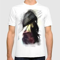 Sprites Mens Fitted Tee White SMALL