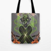 Sound Asylum Tote Bag