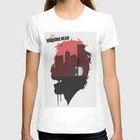 walking dead T-shirts featuring Walking Dead by SirGabi