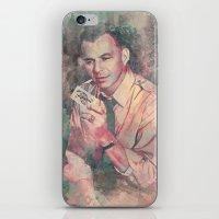 Frank Sinatra iPhone & iPod Skin
